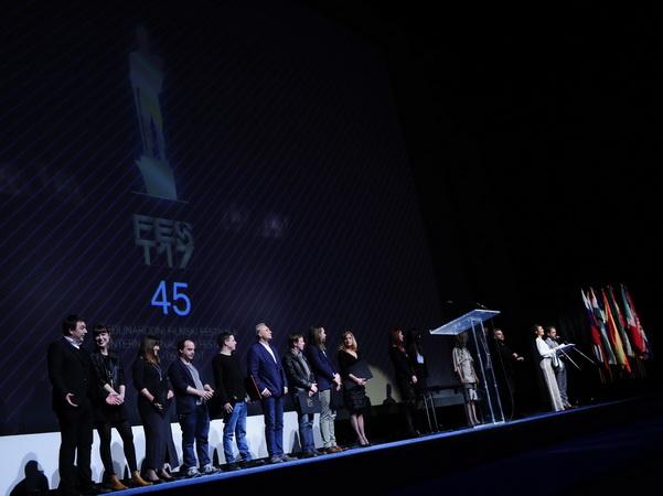 Pobednici 45. Festa