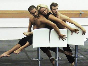 Balet po Lauri Nabokova