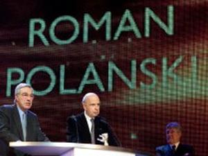 Polanskom Medved za režiju