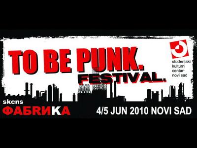 To Be Punk u Novom Sadu