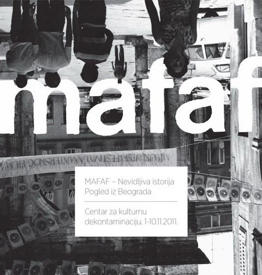 MAFAF – Nevidljiva istorija, CZKD - Na sopstveni pogon