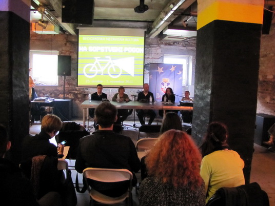 SAOPŠTENJE sa konferencije za novinare povodom početka programa Na sopstveni pogon