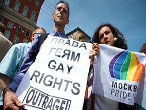 Zabrana Parade ponosa u Moskvi