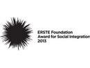 Konkurs za nagradu ERSTE Fondacije za društvenu integraciju 2013