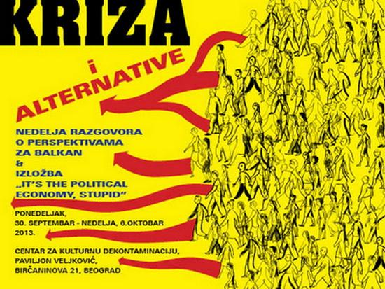 Umetnost, kriza i alternative