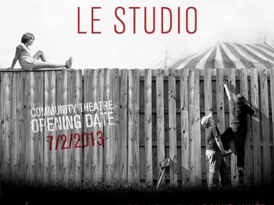 Novo pozorište - Le Studio