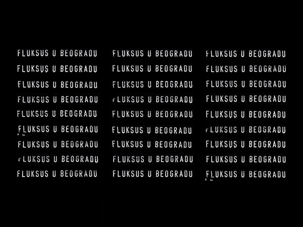 Fluksus ponovo u Beogradu