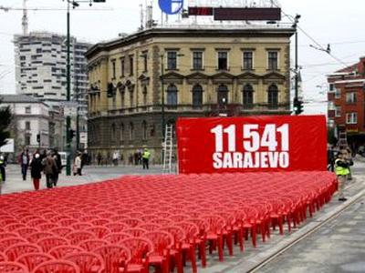 Sarajevska crvena linija