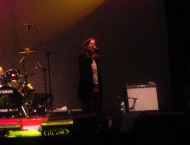 Patti Smith, Exit 09