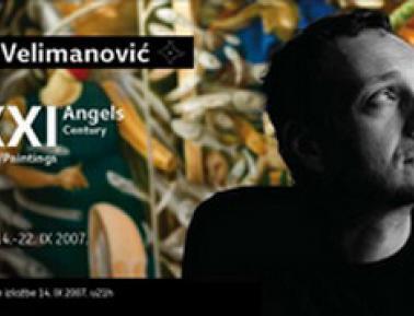 Zoran Velimanovic, O3one, 14-22.9.07.
