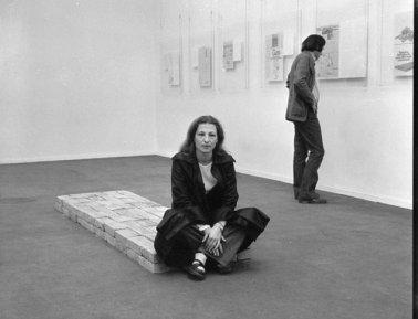 London filmmaker Lutz Becker's exhibition 'Tate on Hot Bricks'