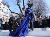 Pekić dobio spomenik na Cvetnom trgu
