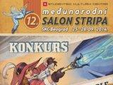 Konkurs za 12. Međunarodni salon stripa u SKC-u