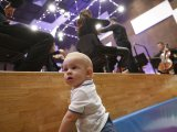 BGF, bebeci koncert