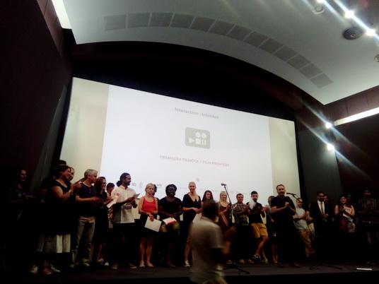 Novi dokumentarci Interakcije