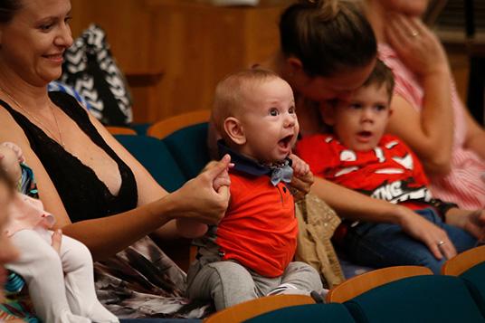 Novi bebeći koncerti BGF | SEEcult org