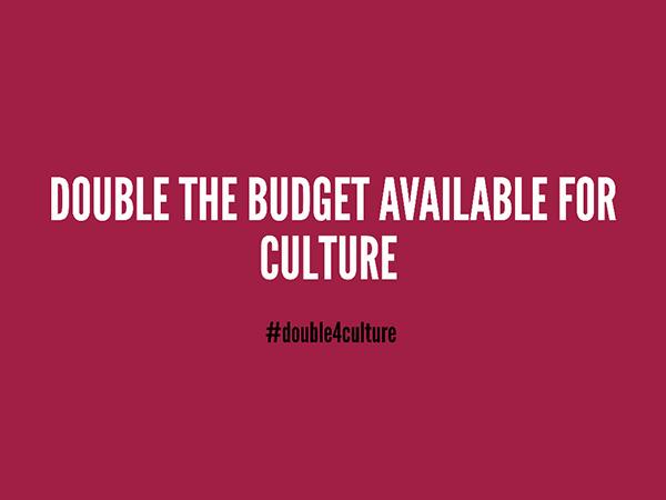 Za dvostruko veći budžet EU za kulturu