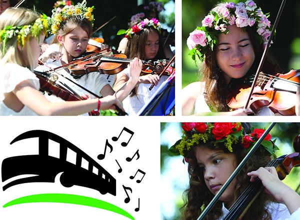 Mini turneja Dečje filharmonije