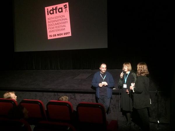 Održana svetska premijera filma Isti na IDFA