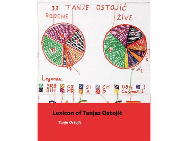 Londonska promocija knjige Lexicon of Tanjas Ostojic