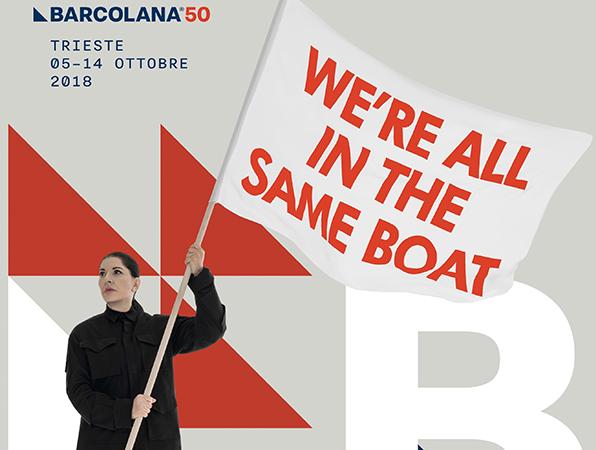 Poster Marine Abramović na udaru italijanske desnice