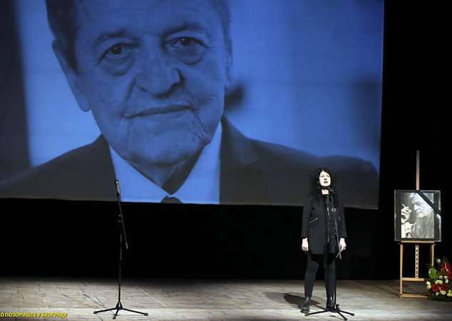 Emotivan oproštaj od Marka Nikolića