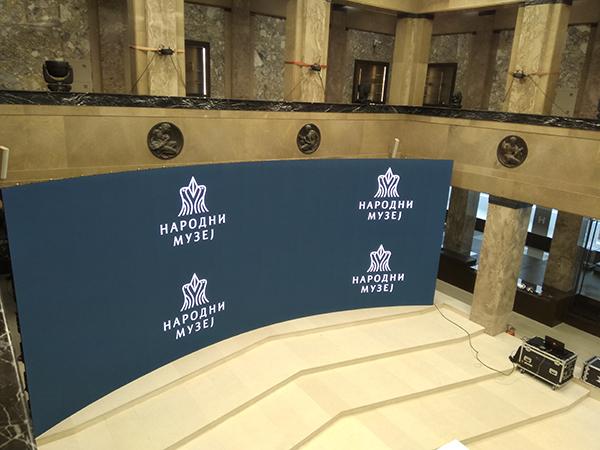 Užurbane pripreme Narodnog muzeja za otvaranje