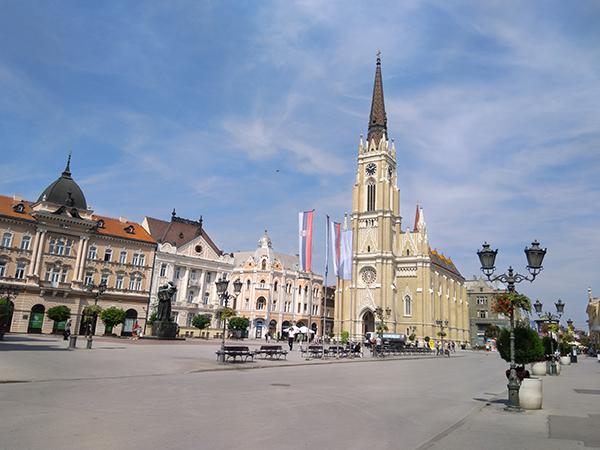Poziv evropskim ekspertima za praćenje projekta Novi Sad 2021