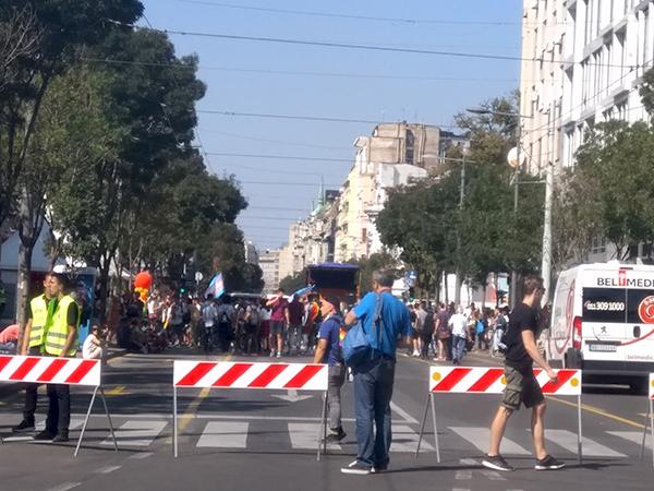 Održana Parada ponosa, ponovljeni zahtevi