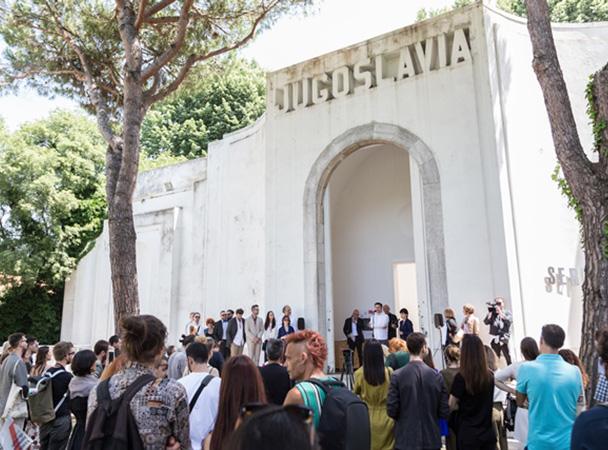 Slučaj Srbije na 16. Bijenalu arhitekture