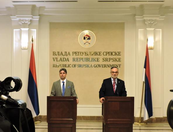 Protokoli o saradnji nacionalnih institucija kulture Srbije i RS
