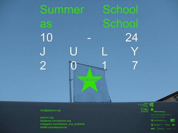 Letnja škola kao škola