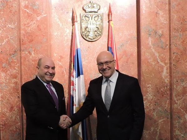 Jačanje saradnje Srbije i Azerbejdžana u kulturi