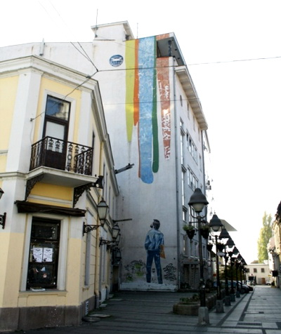Murali beograda beobuild forum for Mural u vukovarskoj ulici
